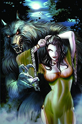 Grimm Fairy Tales Presents: Vampires and Werewolves (Grimm Fairy Tales Presents Unl): Shand, ...