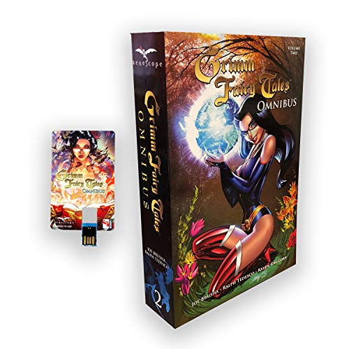 Grimm Fairy Tales Omnibus Volume 2 (Paperback): Ralph Tedesco