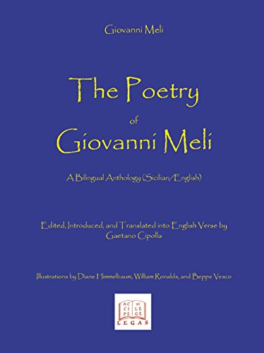 9781939693099: The Poetry of Giovanni Meli (English and Italian Edition)
