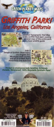 Griffith Park! - Map and Guide (1939699193) by Frank Nielsen