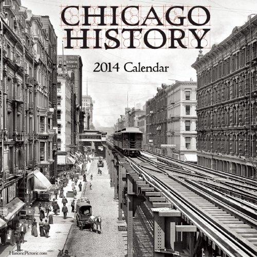 9781939705006: Chicago History Calendar