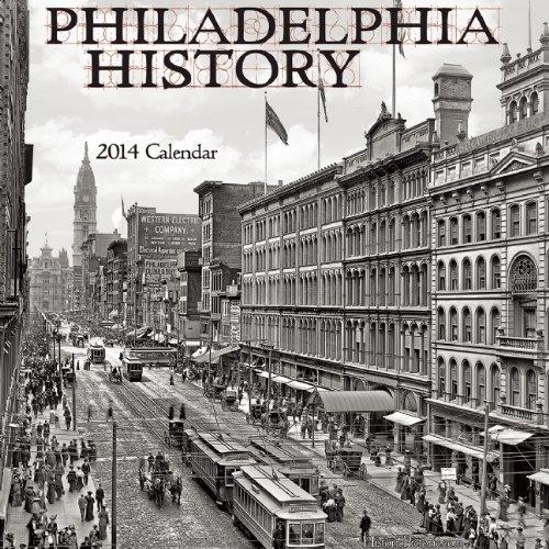 9781939705020: Philadelphia History 2014 Calendar