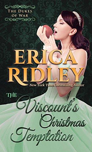 9781939713292: The Viscount's Christmas Temptation: Volume 1 (Dukes of War)