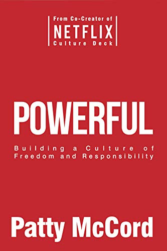 9781939714206: Powerful: Building a Culture of Freedom and Responsibility (Missionday)