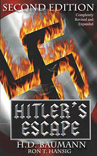 9781939739902: Hitler's Escape Second Edition