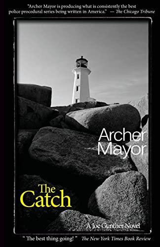 9781939767158: The Catch: A Joe Gunther Novel (Joe Gunther Mysteries)