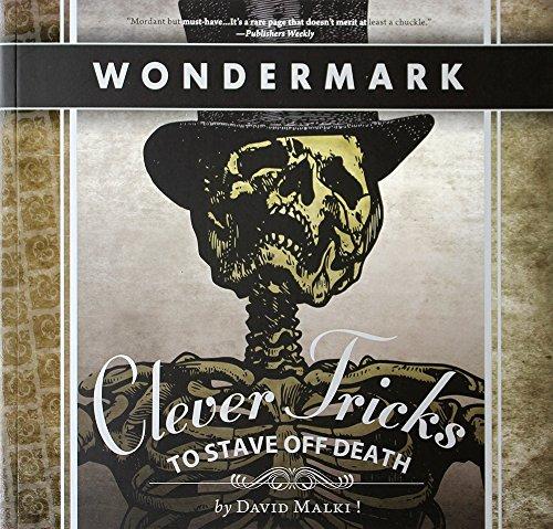 9781939768018: Wondermark: Clever Tricks to Stave Off Death
