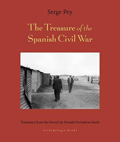 9781939810540: Treasure of the Spanish Civil War