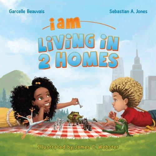 I Am Living in 2 Homes (I: Garcelle Beauvais; Sebastian