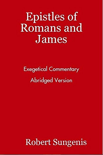 9781939856432: Epistles of Romans and James