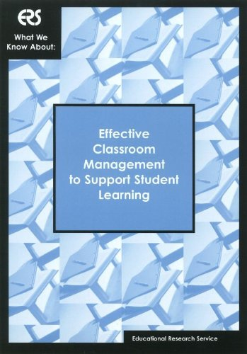 9781939864000: What We Know About: Effective Classroom Management to Support Student Learning