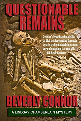 9781939874122: Questionable Remains: Lindsay Chamberlain Mystery #2