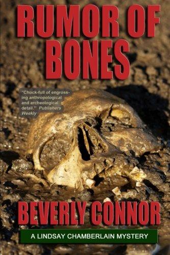 9781939874191: Rumor of Bones (Lindsay Chamberlain)