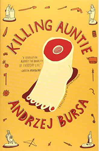 Killing Auntie (Rebel Lit): Bursa, Andrzej