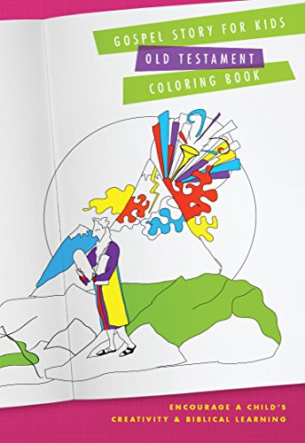 Gospel Story for Kids Old Testament Coloring Book: Marty Machowski