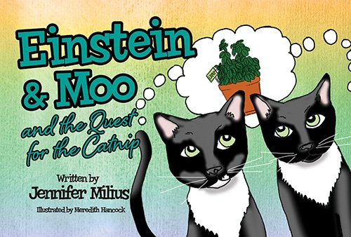 9781939954787: Einstein & Moo and the Quest for the Catnip (Einstein and Moo)