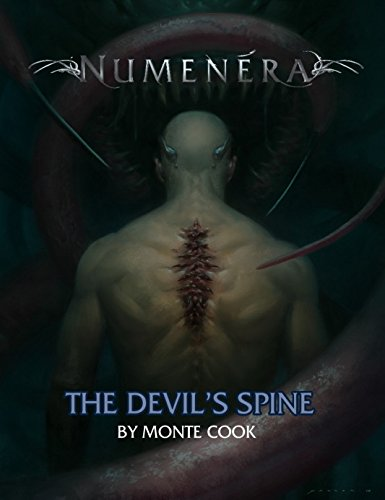 9781939979025: Numenera The Devils Spine