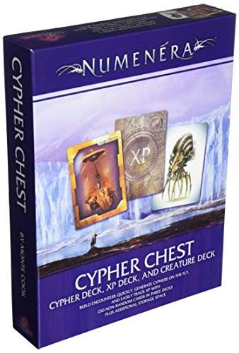 9781939979230: Numenera Cypher Chest
