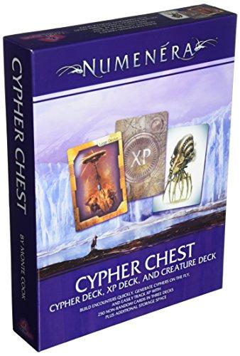 9781939979230: Numenera Cypher Chest