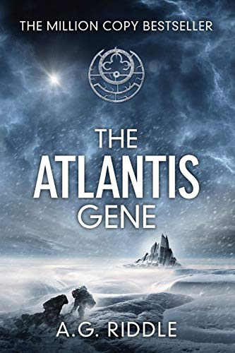 9781940026015: The Atlantis Gene: A Thriller (The Origin Mystery, Book 1)