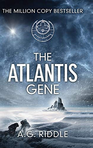 9781940026046: The Atlantis Gene: A Thriller (the Origin Mystery, Book 1)