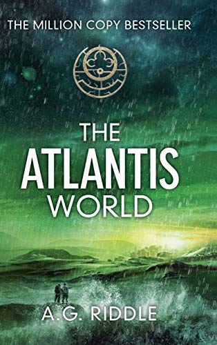 9781940026084: The Atlantis World (the Origin Mystery, Book 3)