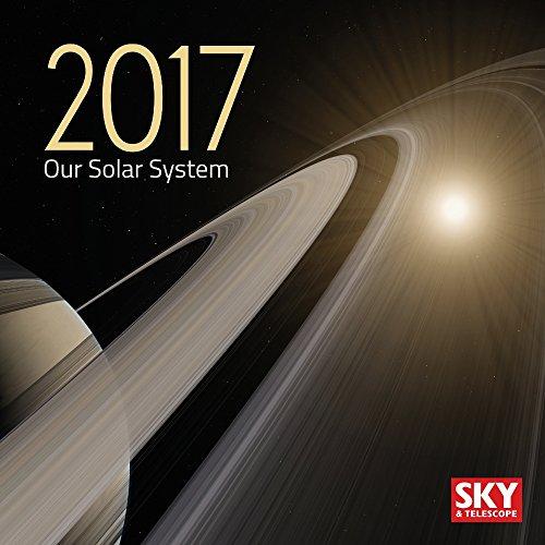 9781940038322: Sky & Telescope Solar System Calendar 2017