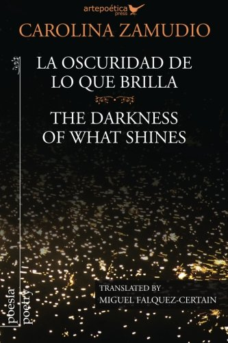 9781940075358: La oscuridad de lo que brilla / The Darkness of What Shines (Spanish Edition)