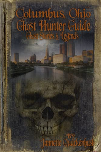 9781940087078: Columbus Ohio Ghost Hunter Guide