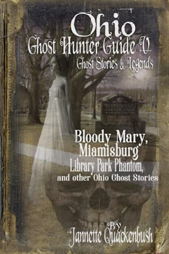 9781940087085: Ohio Ghost Hunter Guide V: A Haunted Hocking Ghost Hunter Guide