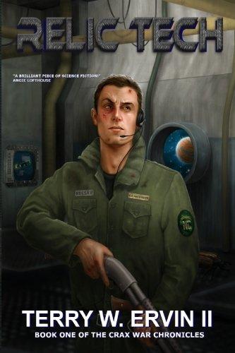 9781940095103: Relic Tech (Crax War Chronicles) (Volume 1)