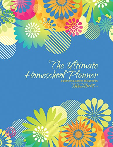 9781940110561: The Ultimate Homeschool Planner (BLUE)