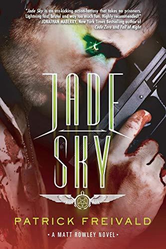 9781940161433: Jade Sky (A Matt Rowley)