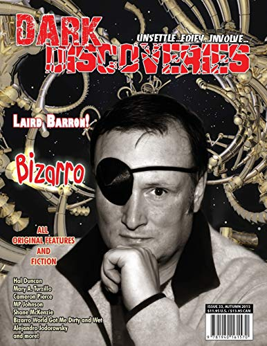 9781940161570: Dark Discoveries - Issue #33