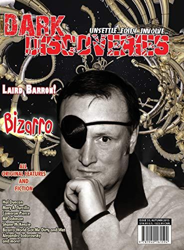 9781940161594: Dark Discoveries - Issue #33