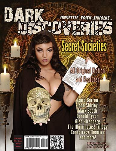 Dark Discoveries - Issue 29: Barron, Laird, Green,