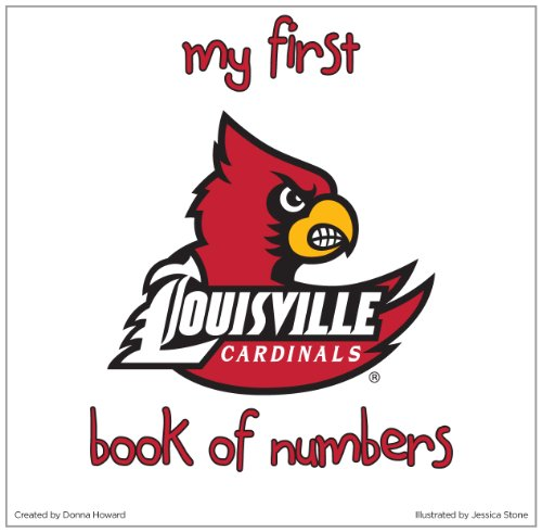 9781940162072: University of Louisville:My First Book of Numbers
