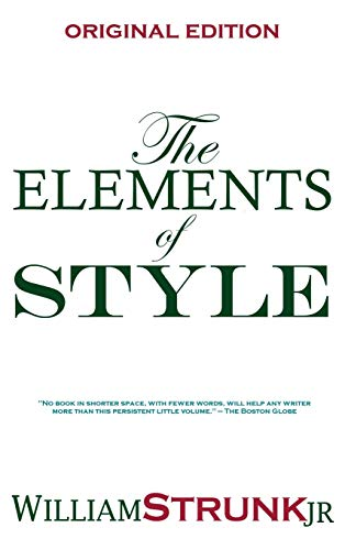 9781940177489: The Elements of Style