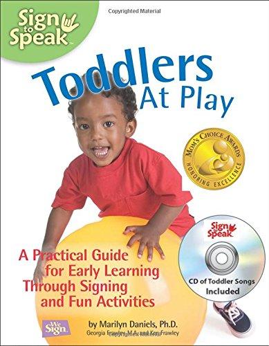 9781940196046: Toddlers At Play (Book & Cd)