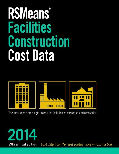 RSMeans Facilities Construction Cost Data 2014: RSMeans Engineering Department