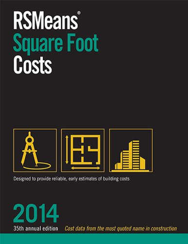 RSMeans Square Foot Costs 2014: RSMeans Engineering Department