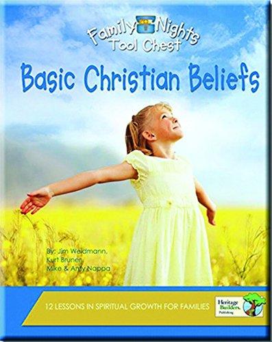 9781940242408: Family Nights Tool Chest: Basic Christian Beliefs