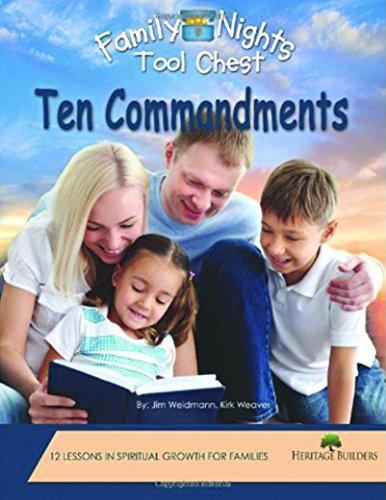 9781940242484: Family Nights Tool Chest: Ten Commandments