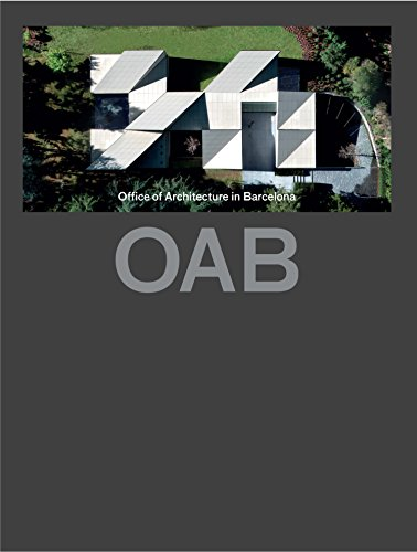 9781940291574: OAB. Office of Architecture in Barcelona
