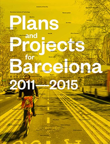 Plans and Projects for Barcelona 2011-2015 (Paperback)