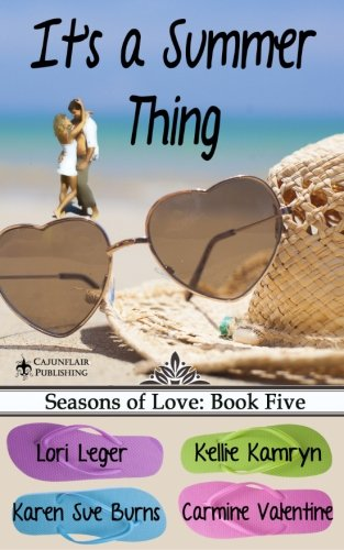 9781940305073: It's a Summer Thing: Seasons of Love: Book Five (Volume 5)