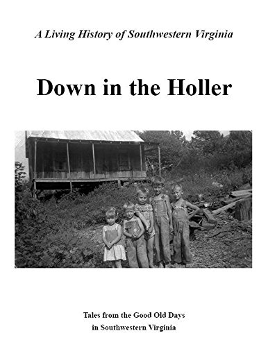 9781940376141: Down in the Holler: A Living History of Southwestern Virginia
