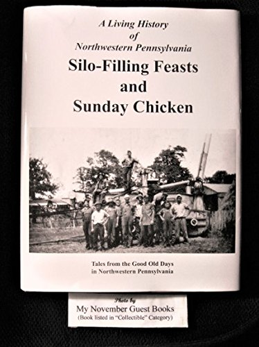 Silo-Filling Feasts and Sunday Chicken : Tales: Todd Blair and