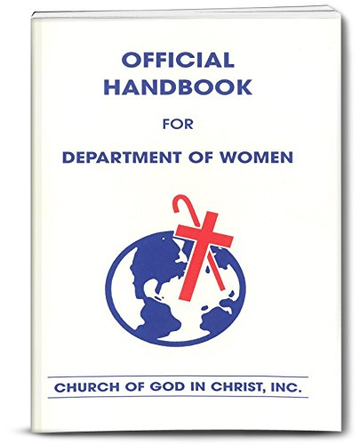 9781940378442: Official Handbook for Department of Women Large Print