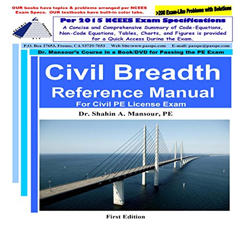 9781940409436: Civil Breadth Reference Manual